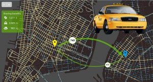 HubCab - L'optimisation des courses des taxis new-yorkais