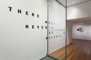 MoMA - There Will Never Be Silence